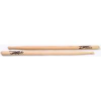 Zildjian Super 5B Hickory Drumsticks Wood Tip