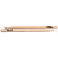 Zildjian Super 5B Hickory Drumsticks Wood Tip