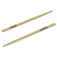 Zildjian 5A Acorn Hickory Drumsticks Wood Tip