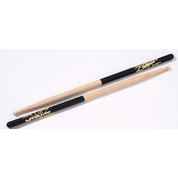 Zildjian 7A Black Dip Hickory Drumsticks Wood Tip