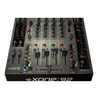 Allen & Heath XONE:92 8 into 2 club & DJ mixer