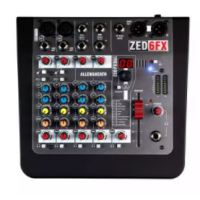 Allen & Heath ZED-6FX 6 Channel Live mixe +FX