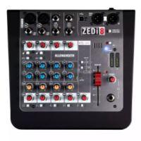 Allen & Heath ZEDi-8 Hybrid compact mixer
