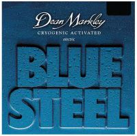 Dean Markley Electric Blue Steel Light Top Heavy Bottom 10-52