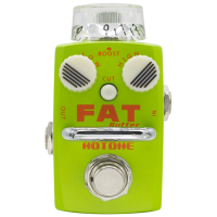 Hotone Fat Buffer - Buffer/Preamp