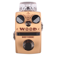 Hotone Wood – Acoustic Simulator