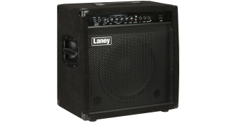 Bas först. Laney Richter RB3
