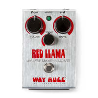 WAY HUGE® RED LLAMA™ 25TH ANNIVERSARY OVERDRIVE - Limited Edition