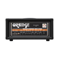 Orange Dual Dark 100 BLACK