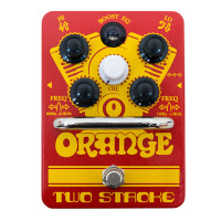 Orange Two Stroke