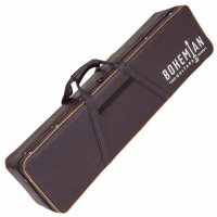 Bohemian Hardcase Guitar Black/Brown