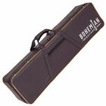 Bohemian Hardcase Guitar Black/Brown