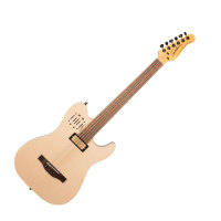 GODIN Acousticaster Natural DLX RN with Bag