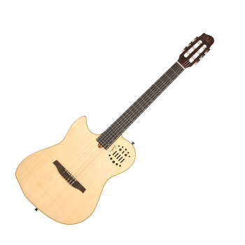 GODIN Multiac Nylon Natural HG Left with Bag