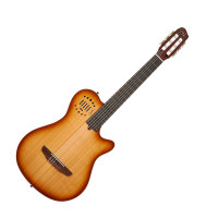 Godin Multiac Grand Concert Duet Ambiance Light Burst Inkl. gigbag.