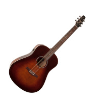 Seagull S6 Orig. Dreadnaught Burnt Umber GT Mik