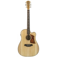 Cole Clark Fat Lady 2 Bunya/Queensland maple CW