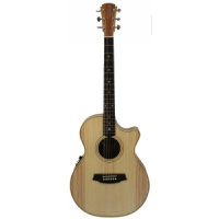 Cole Clark Angel 2 Bunya/Blackwood CW