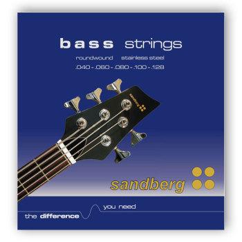 Sandberg Elbassträngar 5 Str 40-128
