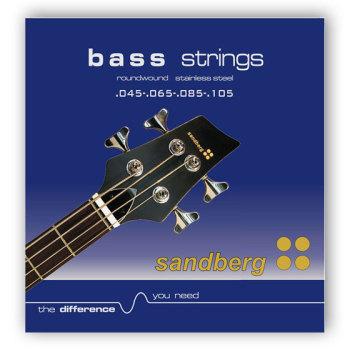 Sandberg Elbassträngar 4 Str 45-105