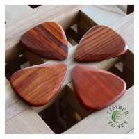 Timber Tones MK11 Bloodwood Pack of Four