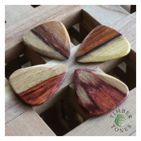 Timber Tones MK11 Burma Rosewood Pack of Four