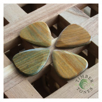 Timber Tones MK11 Lignum Vitae Pack of Four