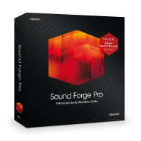 Magix Sound Forge Pro 11