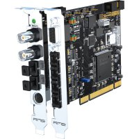 RME 52-Channel, 96 khz, PCI-Card