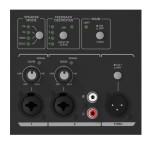 Mackie SRM650 1600W 15 two-way active loudspeaker