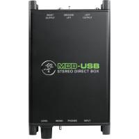 Mackie DI box stereo USB