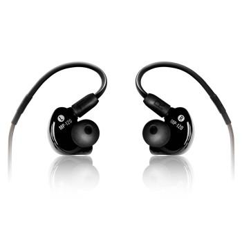 Mackie MP-120 In-Ear Monitors, black