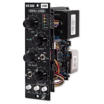Lindell Audio 6X-500 Vintage Edition