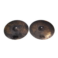 Dream Cymbals Dark Matter Series Hi Hat - 14