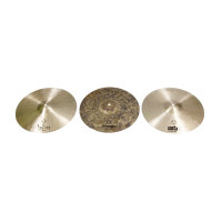 Dream Cymbals Tri Hat Diversity set