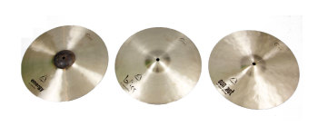Dream Cymbals Tri Hat Elements set