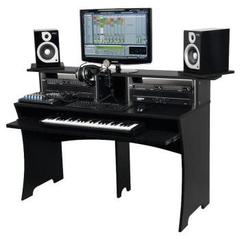 Glorious DJ-Workbench - svart
