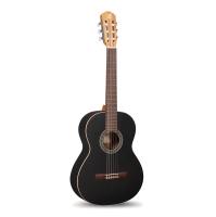 Alhambra 1C Klassisk gitarr Black Satin