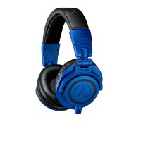 Audio-Technica ATH-M50XBB Professional studio monitor headphones Blue and Black
