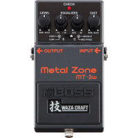 Boss MT-2 Waza Craft Metal Zone