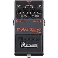 Boss MT-2 Waza Craft Metal Zone