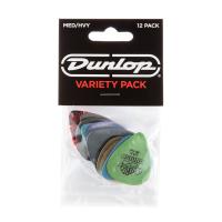 Dunlop Plektrum Variety Pack PVP-102 VAR - 12/PLYPK