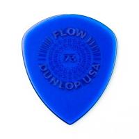 Dunlop Plektrum Flow Standard Grip 0,73 549P073 - 6/PLYPK