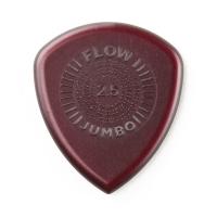 Dunlop Plektrum Flow Jumbp w/ Grip 2,5 547P250 - 3/PLYPK