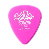 Dunlop Plektrum Delrin 500 STD 0,71 41P - 12/PLYPK