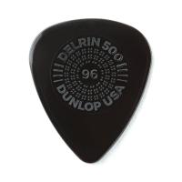 Dunlop Plektrum Delrin 500 Prime Grip 0,96 450P096 - 12/PLYPK