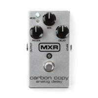 MXR M169A Carbon Copy 10th anniversary Silver