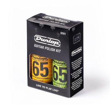 Dunlop 6501 Formula 65 Polish Kit