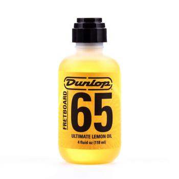 Dunlop 6554 Lemon Oil 4oz