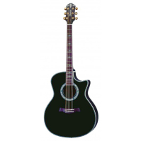 Crafter GA/E-Series Grand Auditorium GAE 33-BK